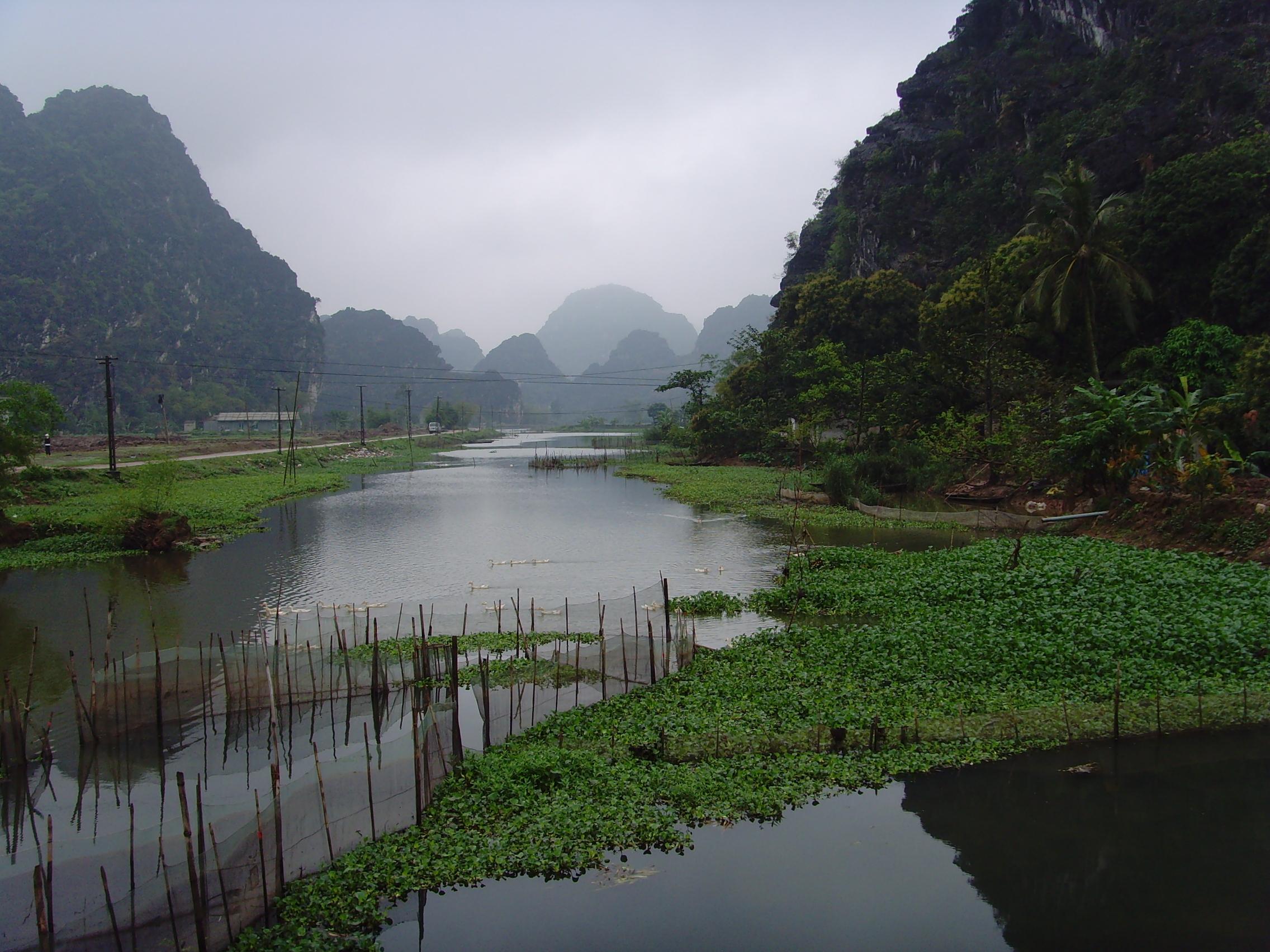 D autres paysages vietnam les plages les paysages for Le paysage